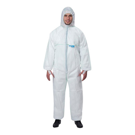 MULTI Kleen Coverall, 50 stk.