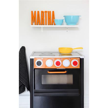 Design Letters Orange