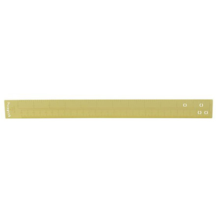 Tom Dixon Tool The Golden Ruler Lineal