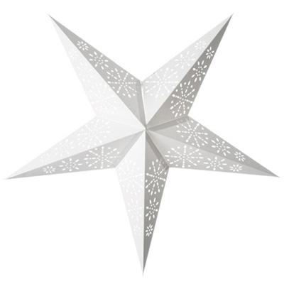 Bungalow stjerne lampe