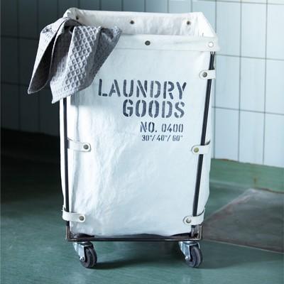 Houde Doctor vasketøjskurv på hjul - Laundry goods