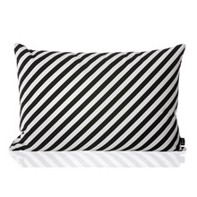 Ferm Living Black Stripe Pude
