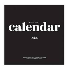 A Little Lovely Company Evigheds Kalender