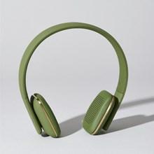 Kreafunk aHEAD Trådløse Høretelefoner Army Grøn