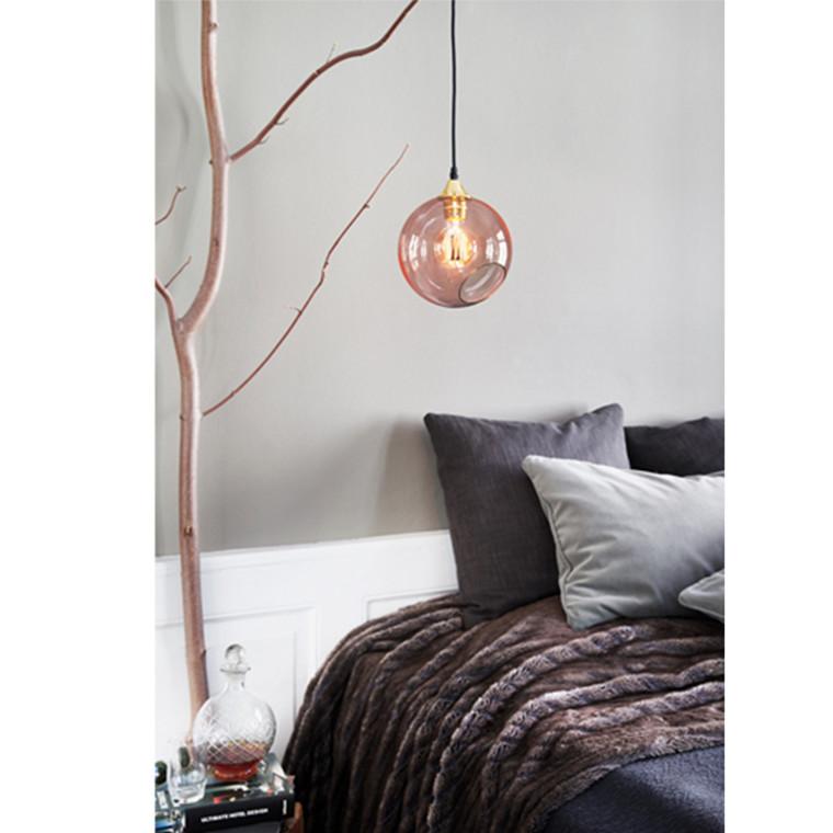 Design By Us BallRoom Lampe Rose