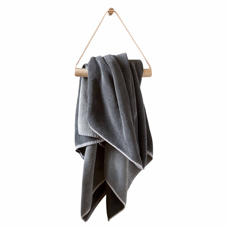 By Wirth Towel Hanger Natur
