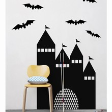 Ferm Living Castle wallsticker
