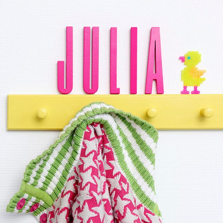 Design Letters Pink