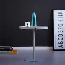 Design Letters To Go Table Grå/Turkis