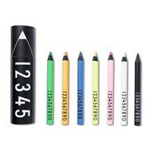 Design Letters Neon farve farveblyanter