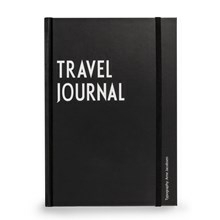 Design Letters Bog Travel Journal