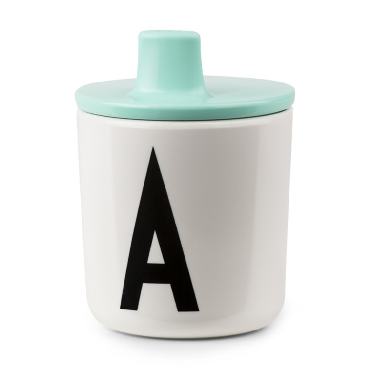 Design Letters Tudelåg Lyseblå