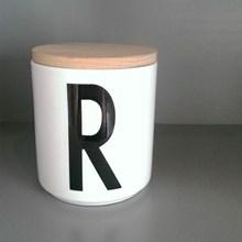 Design Letters Låg - Træ