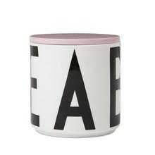 Design Letters Multi Jar Opbevaringskrukke Pink