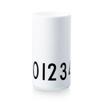 Design Letters vase 0-9 Small