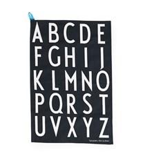 Design Letters Viskestykker sort