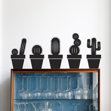 Ferm Living Cactus wallsticker