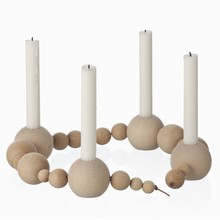 Candleholder String Nature