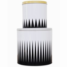 Ferm Living Triangle Tin Box