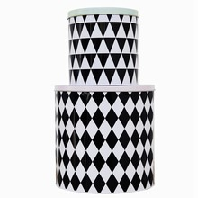 Ferm Living Geometry Tin Box