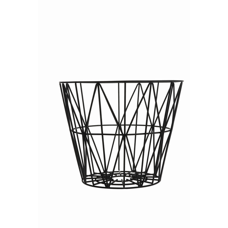 Ferm Living Wire Basket Lille