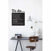 """To do"" wallsticker"