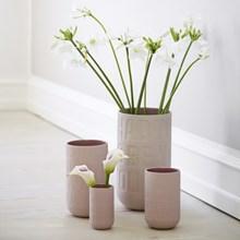 Kähler Love Song Vase Rosa