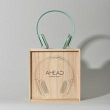 Kreafunk aHEAD Trådløse Høretelefoner Dusty-Blue