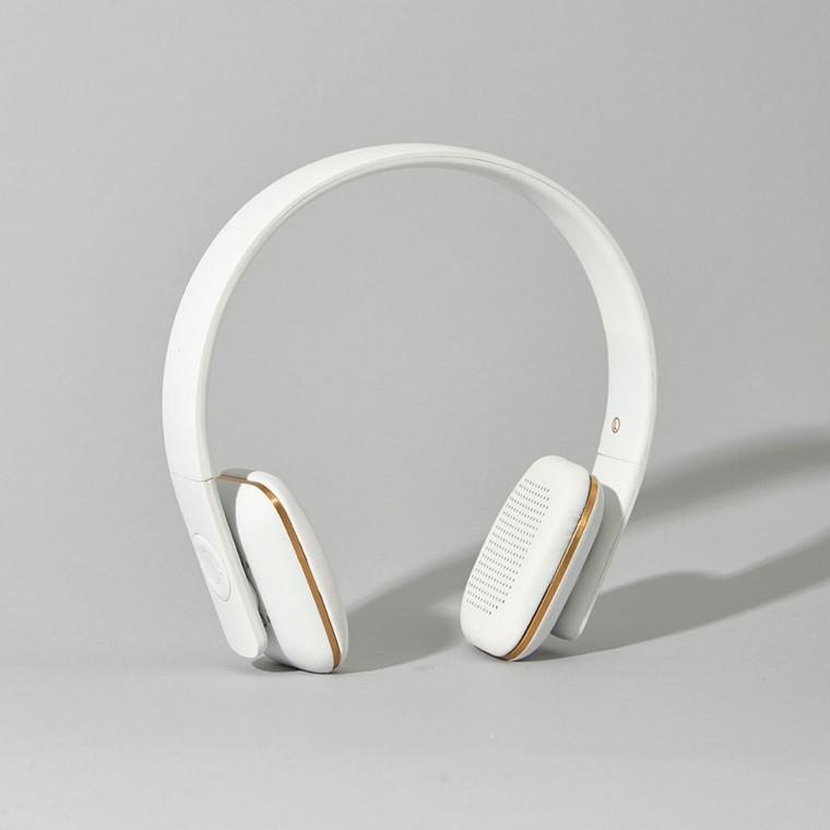 Kreafunk aHEAD Trådløse Høretelefoner Hvid