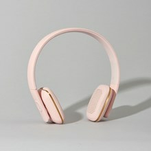 Kreafunk aHEAD Trådløse Høretelefoner Dusty Pink
