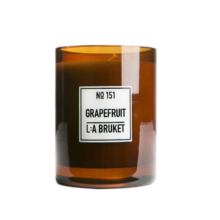 La Bruket Duftlys Grapefruit