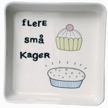 Liebe &quot;flere sm kager&quot; fad