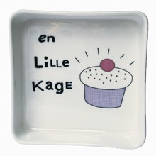 Liebe &quot;en lille kage&quot; fad