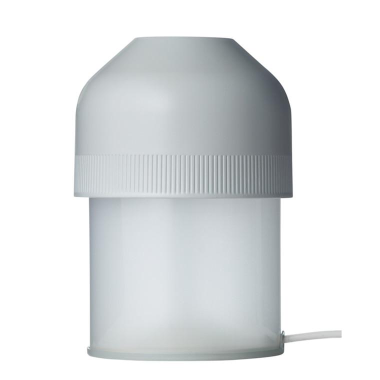 Lightyears Bordlampe Volume LED Lysegrå