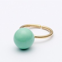 Louise Kragh Fingerring Mint