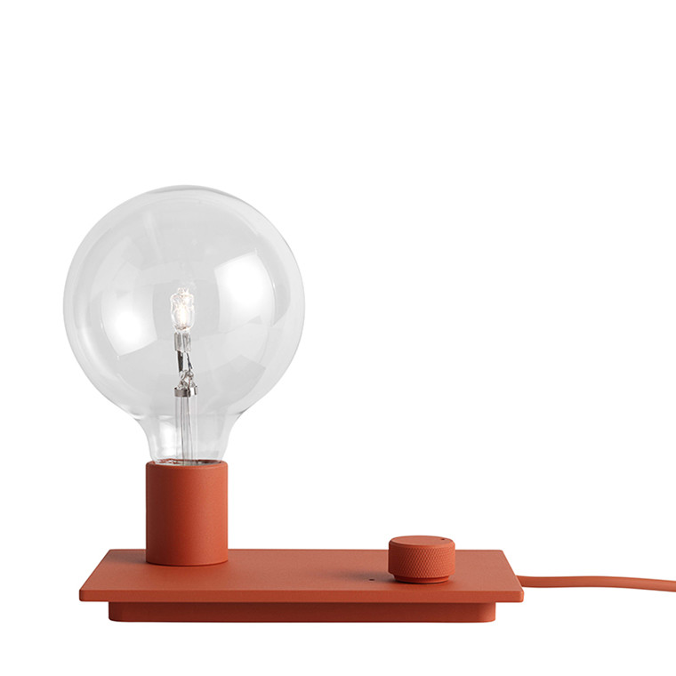 Muuto Control Lamp Rød
