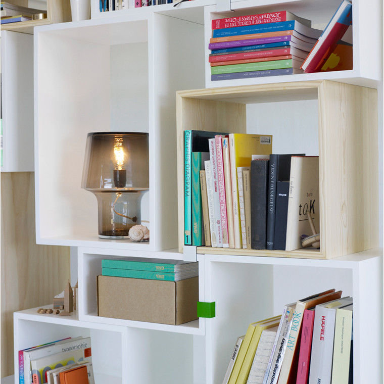 Muuto Stacked Reolsystem