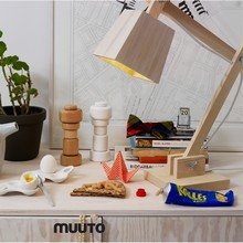 Muuto Wood Bordlampe