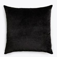 New Works Velvet Cushion black