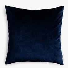 New Works Velvet Cushion marine blå