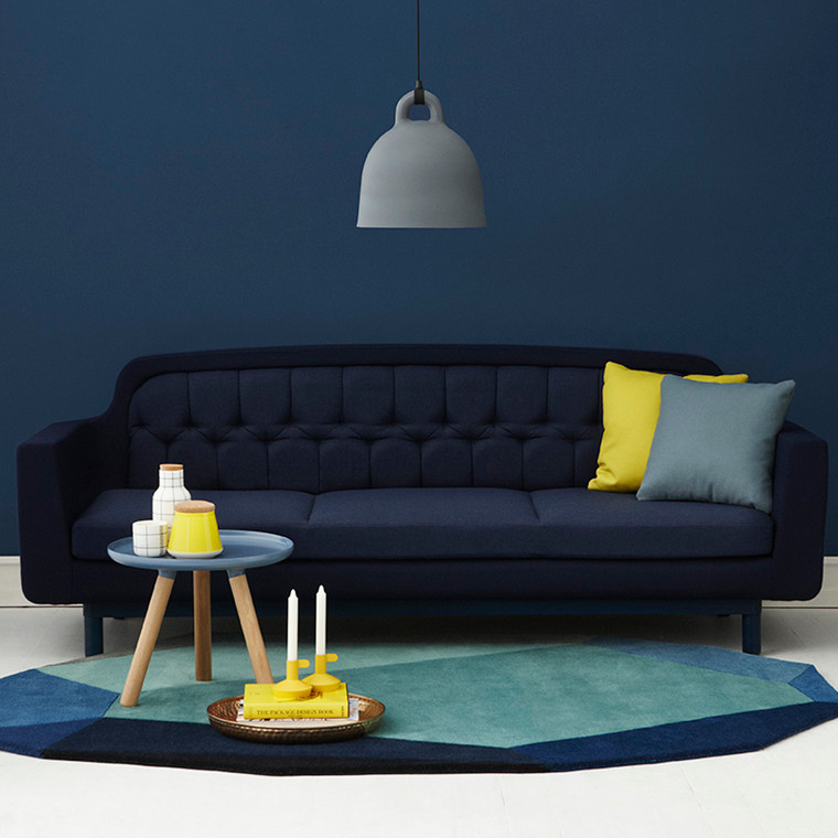 Normann Copenhagen Onkel Sofa 3 Seater