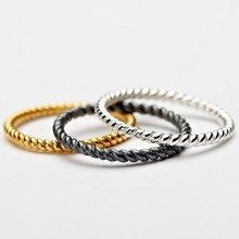 Pernille Corydon Twisted Ring