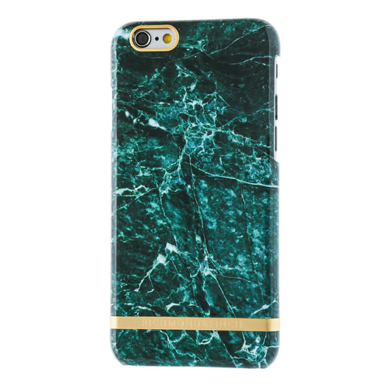 Richmond & Finch Iphone cover green Marble Glossy iPhone6/6S