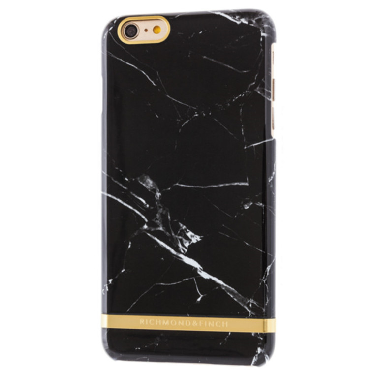 Richmond and Finch Black  marble iPhone6+ cover