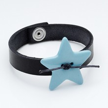 Louise Kragh Star Armbånd turkis