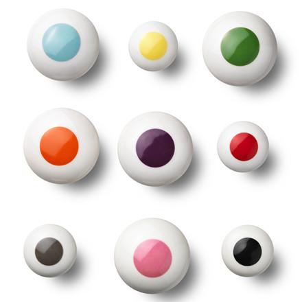 Anne Black Dots Greb
