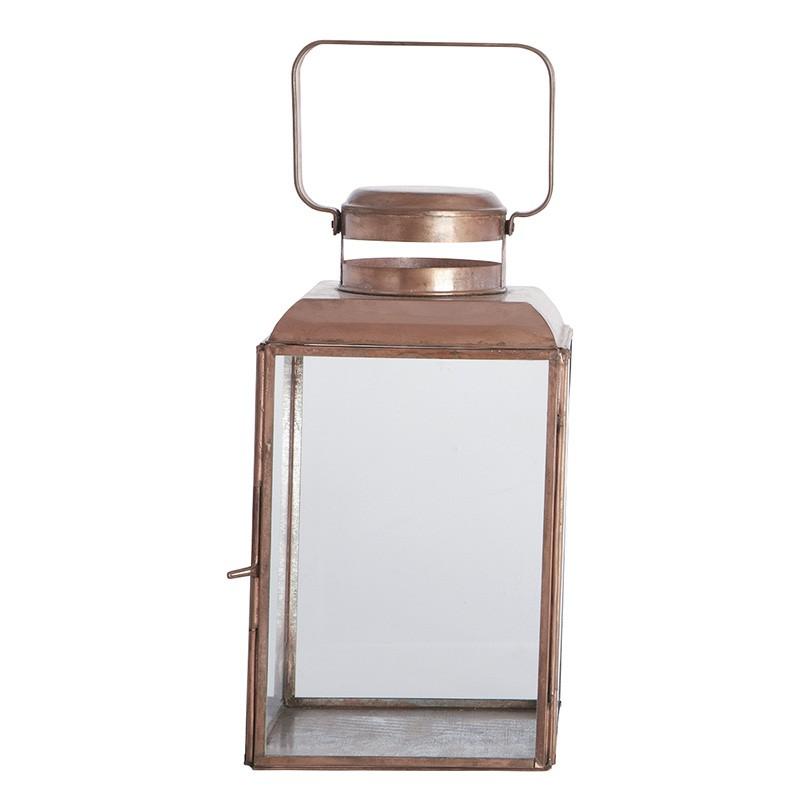 house doctor lille kobber lanterne. Black Bedroom Furniture Sets. Home Design Ideas