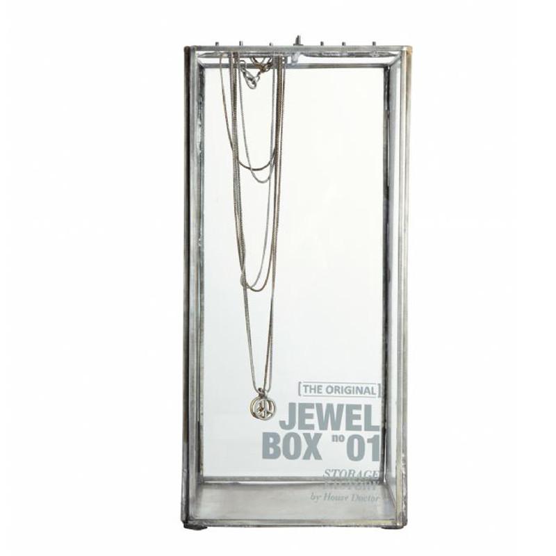 house doctor glas box flere st rrelser. Black Bedroom Furniture Sets. Home Design Ideas