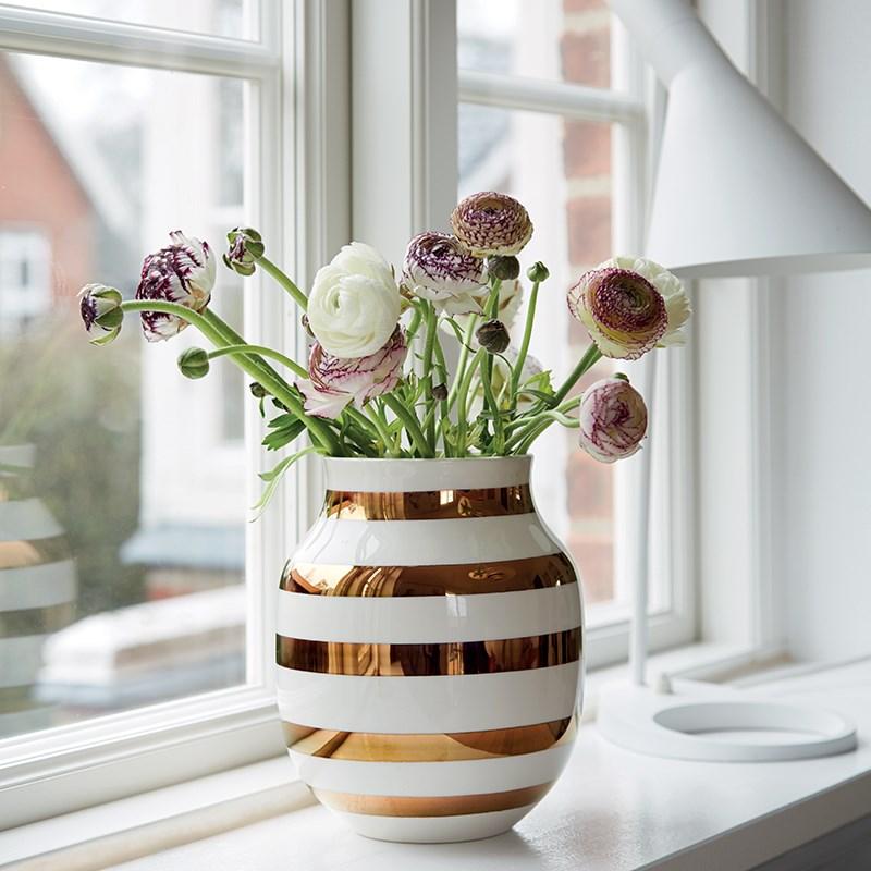 Kähler Mellem Omaggio Jubilæumsvase - Jubilæumsvase fra Kähler Design