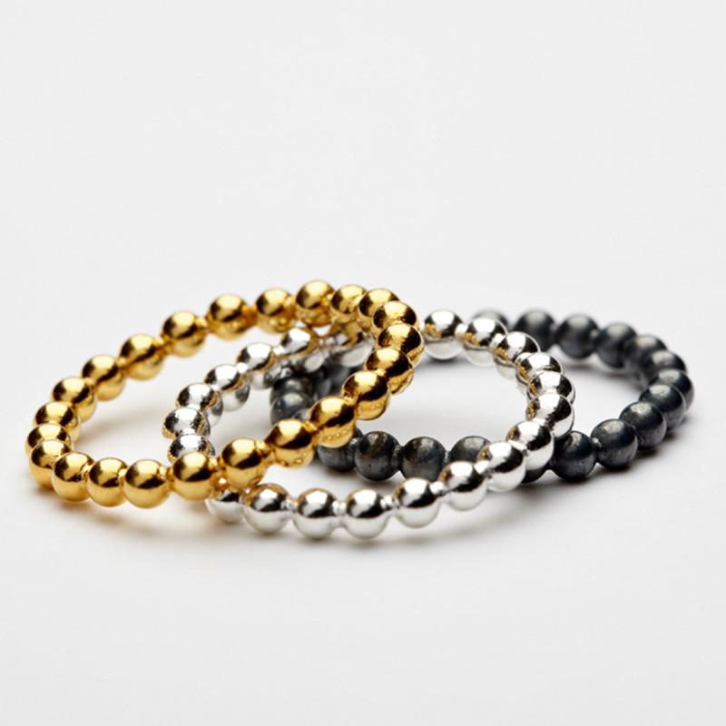 Pernille Corydon Mini Pearl Ring Smykker Fra Pernille